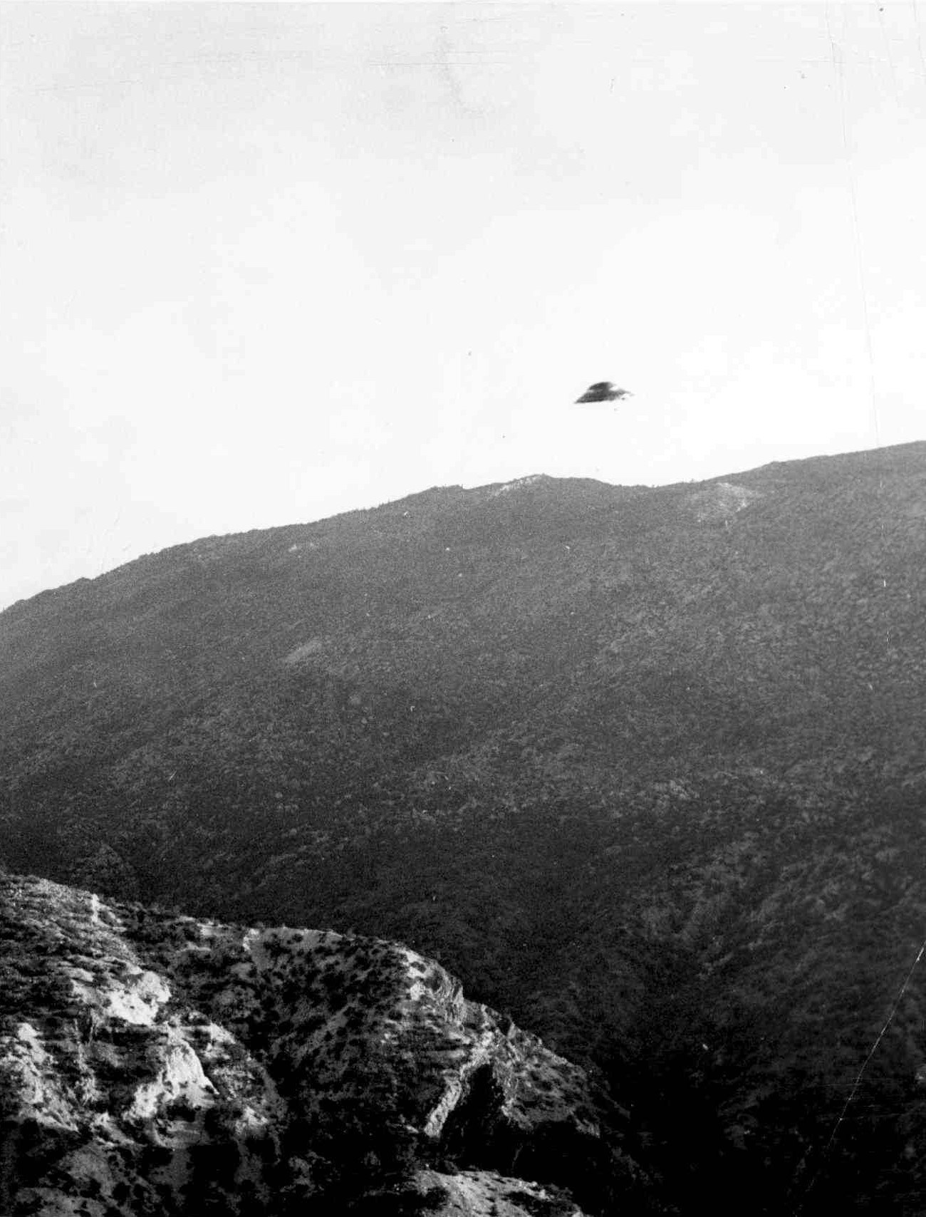 Featured Document Display: 50 Years Ago: Government Stops Investigating UFOs