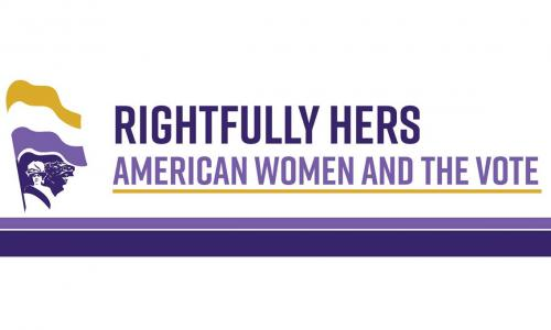 Rightfully Hers Exhibit Banner